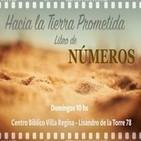 Podcast Números - versículo por versículo