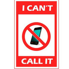 Welcome to I can't call it!