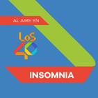 Insomnia (25/11/2019 - Tramo de 21:00 a 22:00)