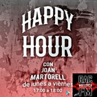 Happy hour 09 abr 2019