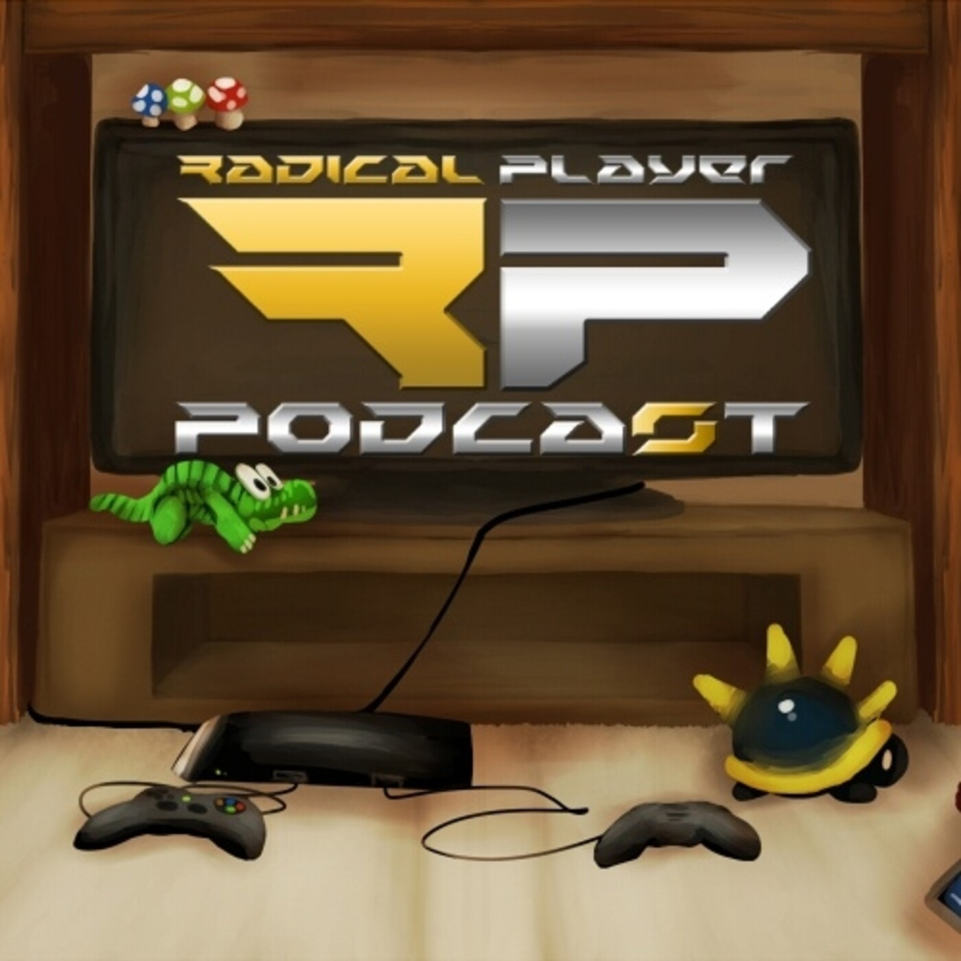 Radical Player podcast