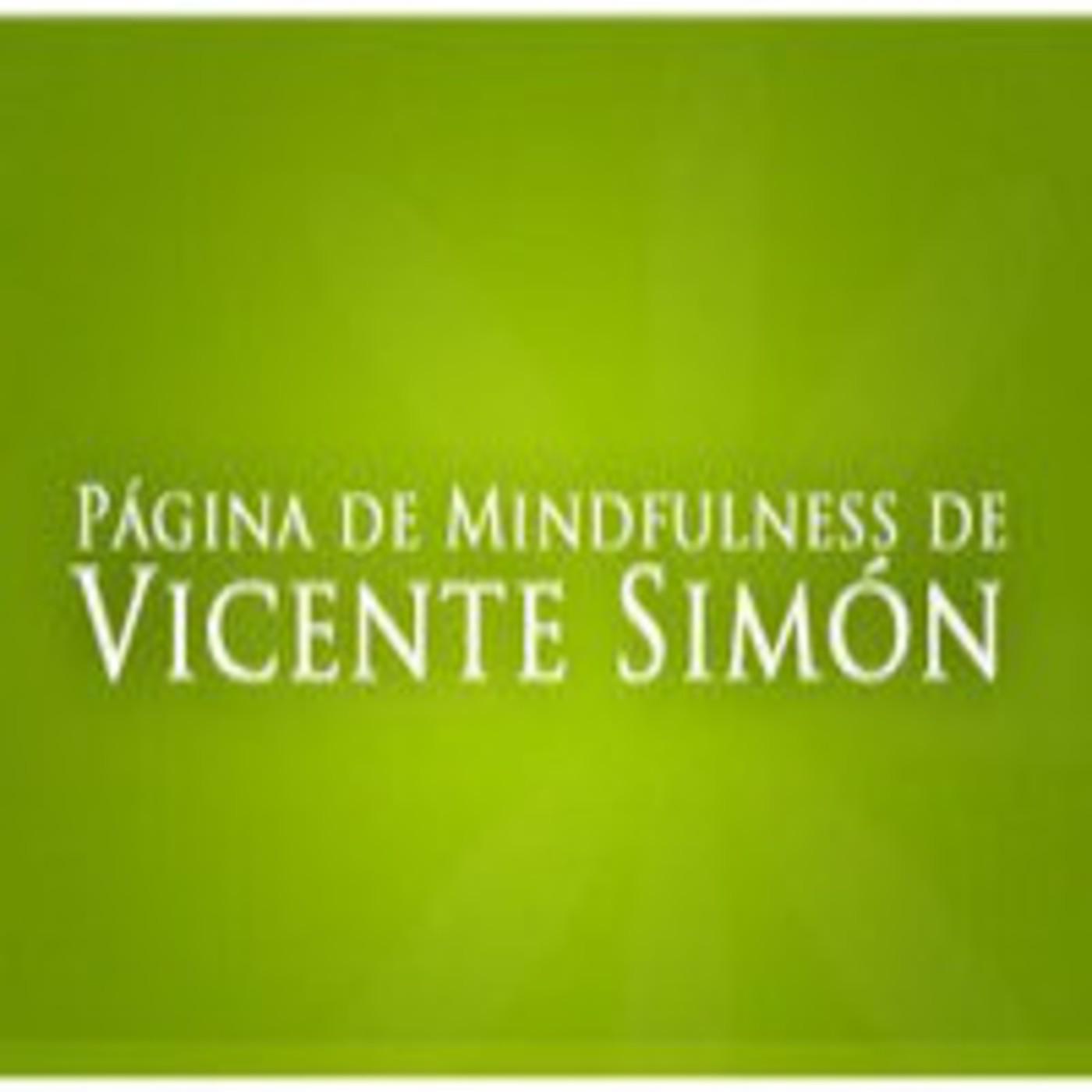 mindfulness Vicente simón