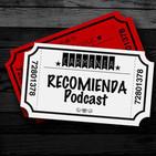 Recomienda Podcast - 1x05 Mentalismo en el cine Artistic Metropol