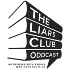 The LIars Club Oddcast # 109 | Richie Narvaez, Award-Winning Crime Writer