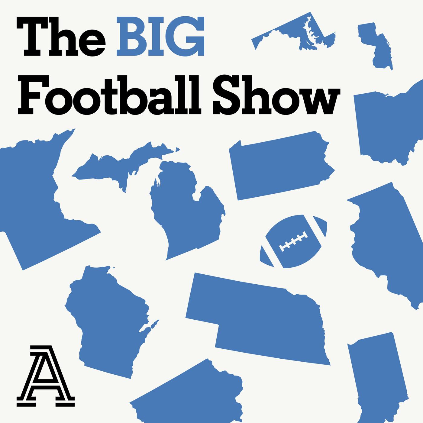 Tuesday: Landis & Snyder go around the Big Ten East