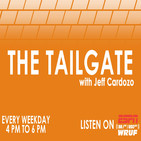 The Tailgate with Jeff Cardozo & Zach Abolverd