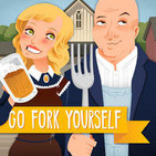 Go Fork Yourself with Andrew Zimmern and Molly Mog