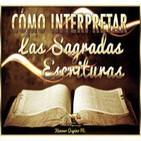 Cómo Interpretar las Sagradas Escrituras