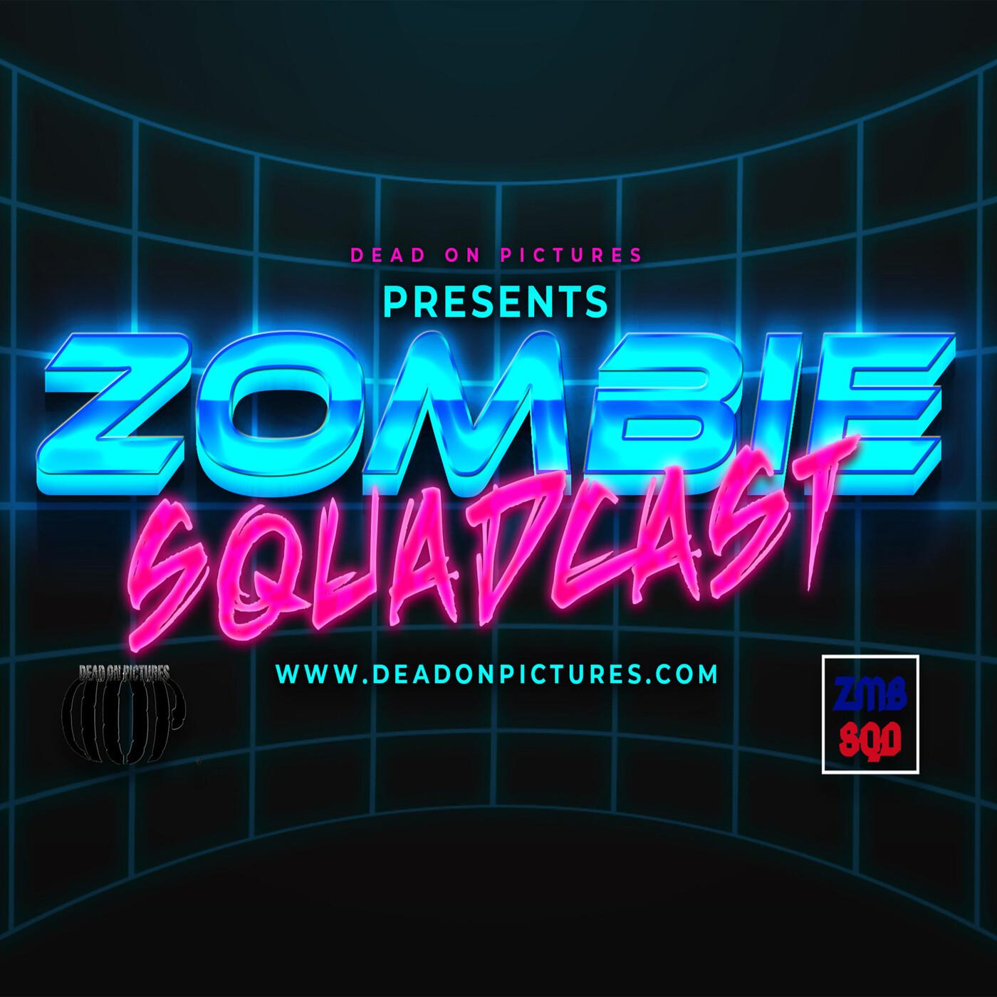 Zombie SquadCAST #90 - BARRINGER FOX WINGARD III