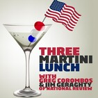 Three Martini Lunch 10/27/16