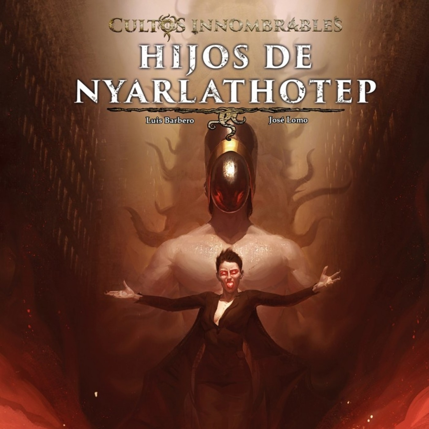Hijos de Nyarlathotep - 13 - Viajeros