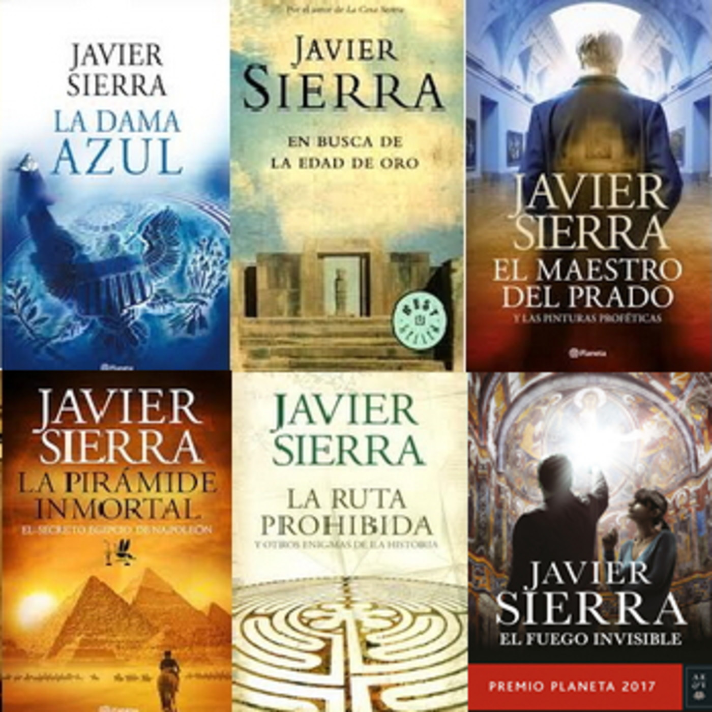 Escucha Javier Sierra Misterios Ivoox