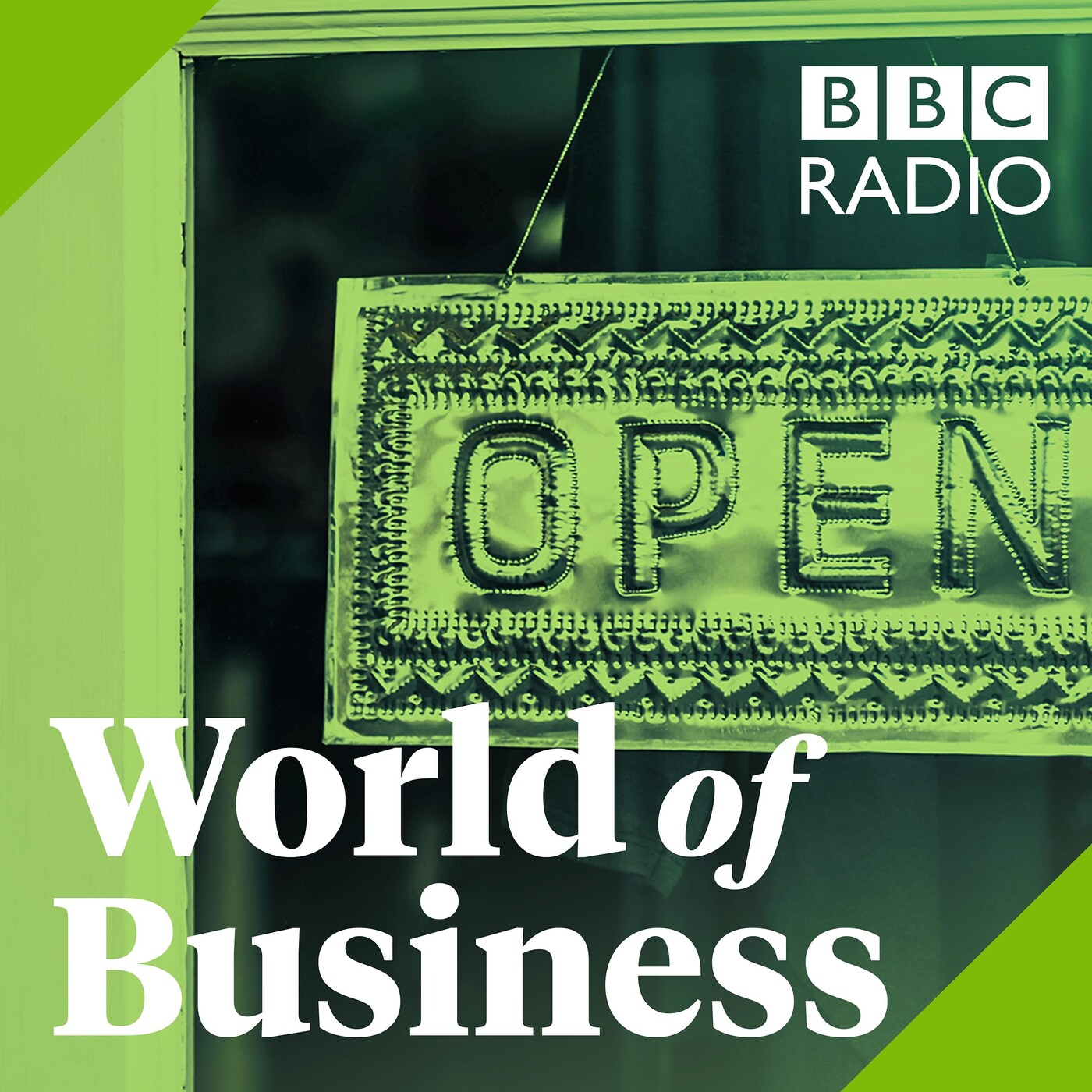 Podcast BBC - Peter Day's World of Business
