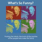 What's So Funny? with guest Melanie Rose - November 1, 2015