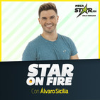 Star on fire