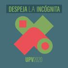 Despeja la incógnita - UPV Ràdio 2020