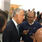 Entrevista con el Presidente de República Portugue