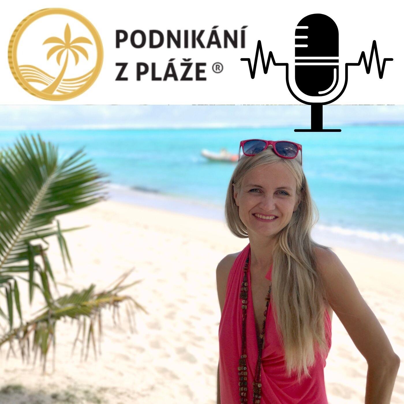 #23 🌴Plážovníci: Tereza Feltoni Gurini | Lékařka online podnikatelkou | Vítězka Plážové výzv