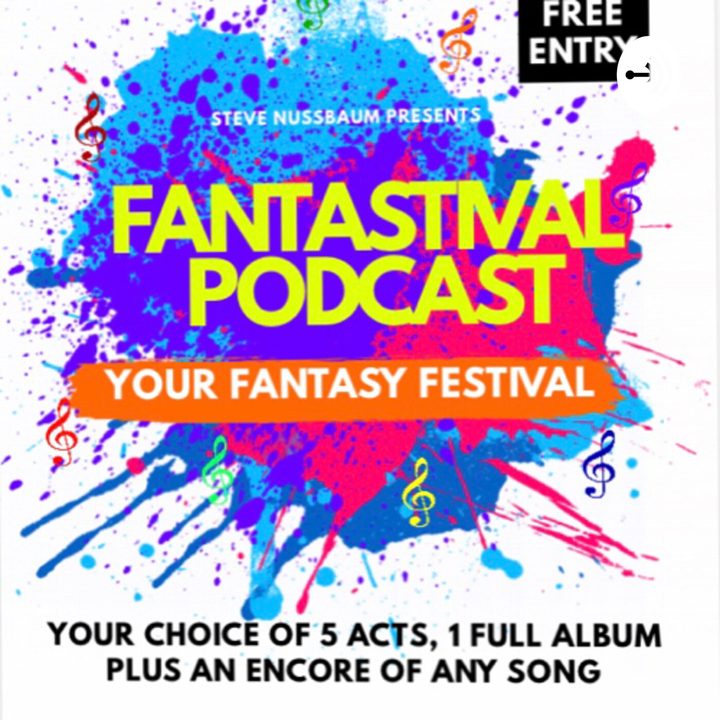 Fantastival Podcast - #1 Paul Levy
