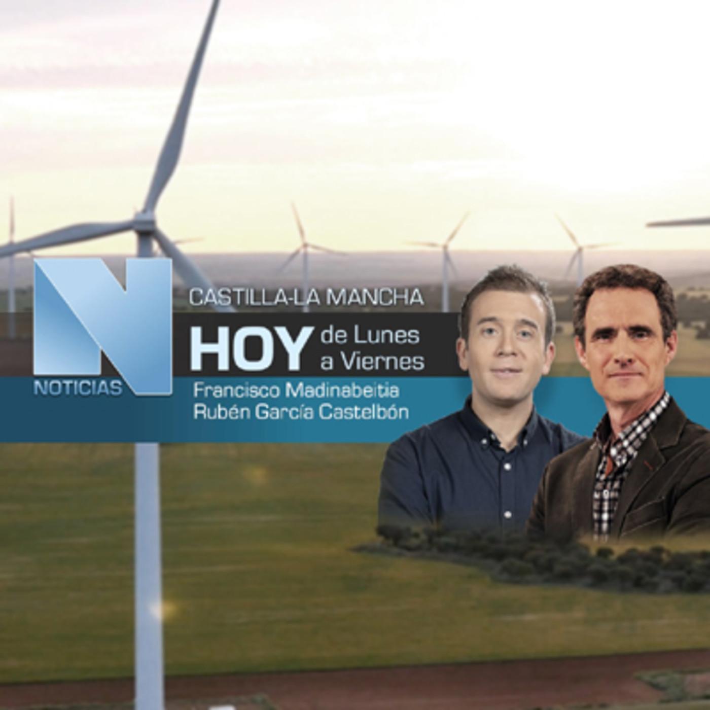 Castilla-La Mancha hoy 17/09/2020 09:00
