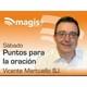 Sábado 18 de enero de 2020 - Puntos para la oración con Vicente Marcuello
