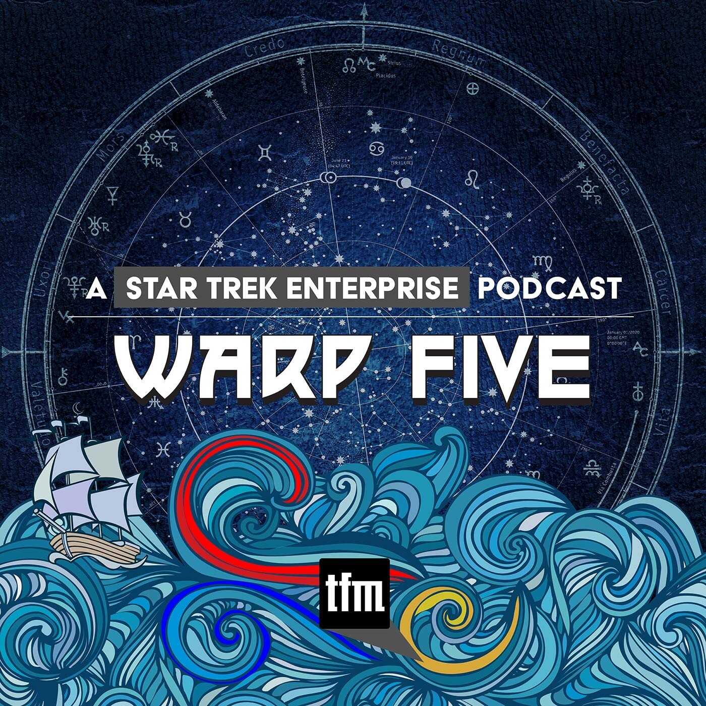 Warp Five 63: Archer Goeth Before A Fall, Part 1