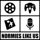 Episode 59: ANGRY BIRDS | Games, Movies, Comics | Normies Like Us Podcast