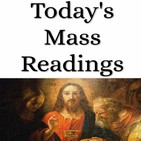 Today's Catholic Mass Readings Saturday, September 21, 2019