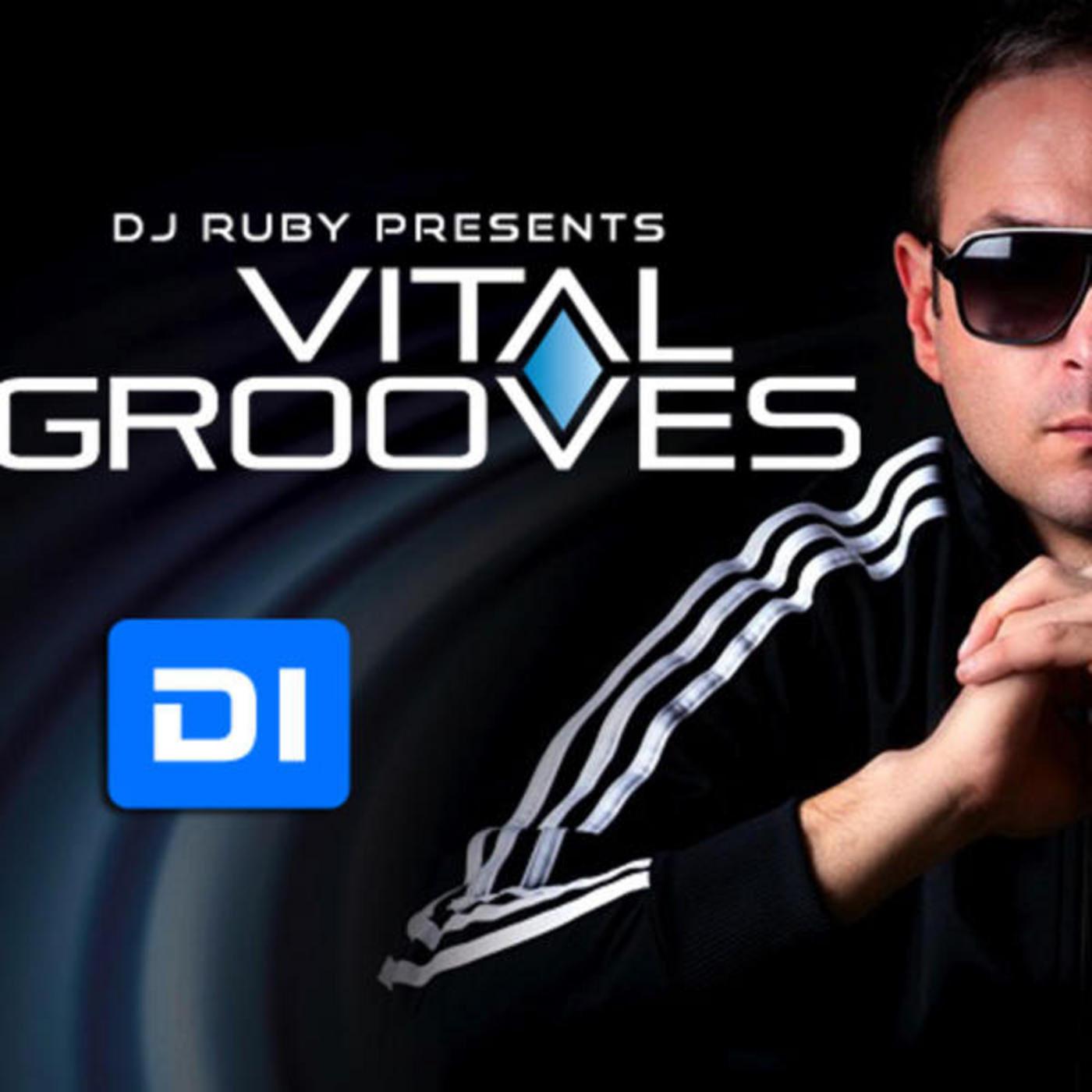 DJ Ruby Progcast EP04 : October 2018
