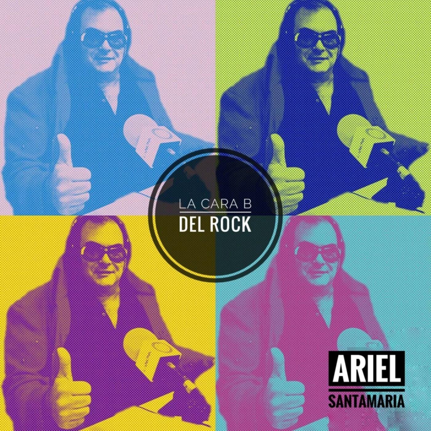 La Cara B del Rock 7x03 - (Homenatge a Bon Scott. 08) 16/10/20