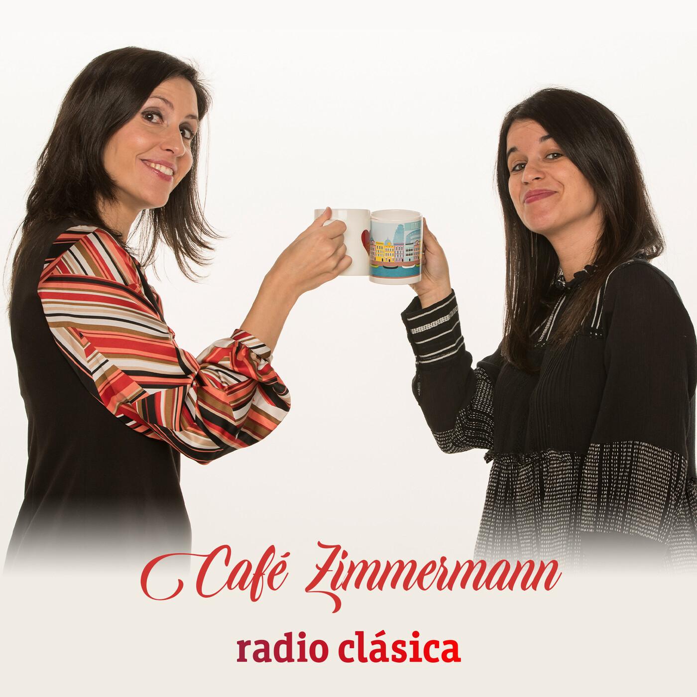 Café Zimmermann - El reino de lo ideal - 19/10/20