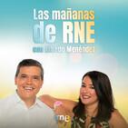 Las mañanas de RNE con Alfredo Menéndez - Primera hora - 16/05/19