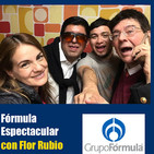 FÓRMULA ESPECTACULAR FLOR RUBIO 11 ENERO 1A