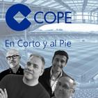 Fútbol Cope Vitoria. Tertulia en Corto y al pie