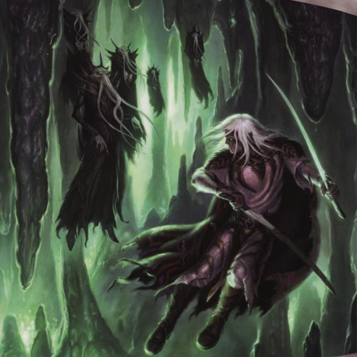 Drizzt Do'Urden 2 ( Elfo Oscuro ) de R. A. Salvat