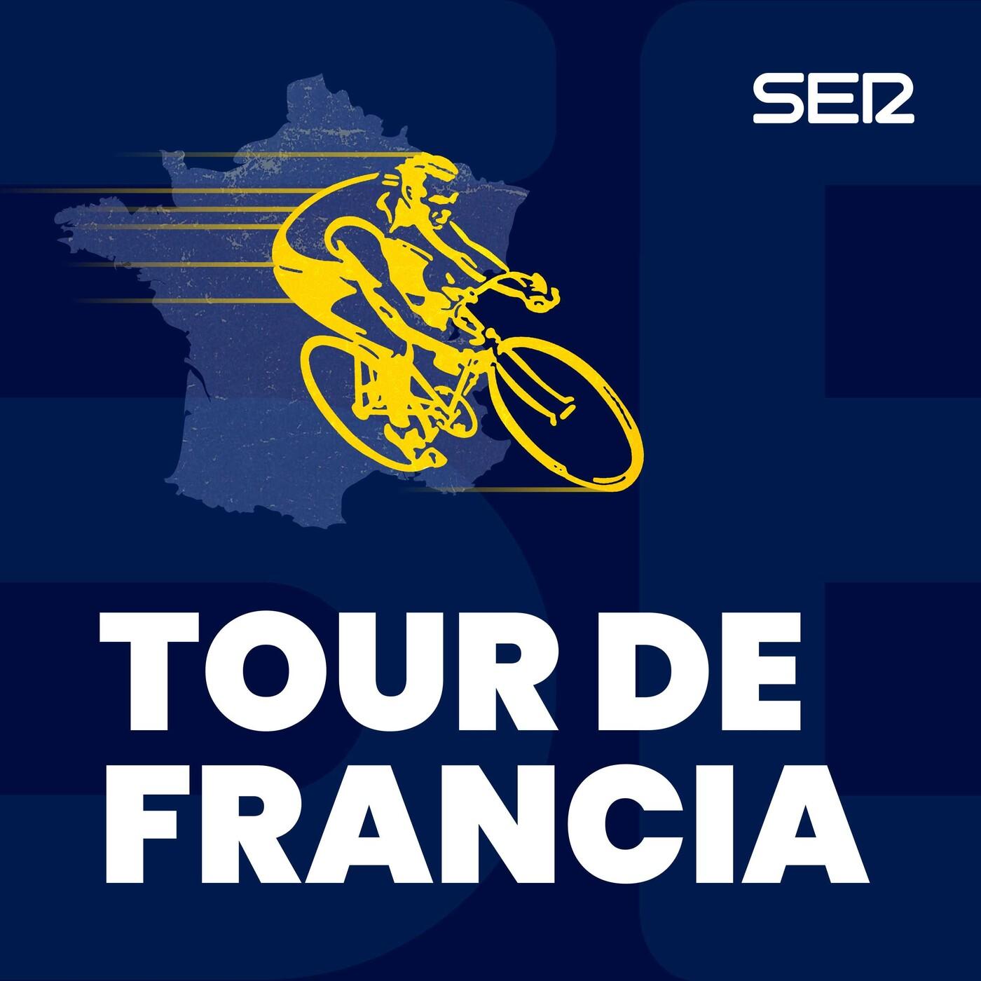 Tour de Francia (24/07/2019 - Tramo de 17:00 a 18:00)