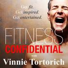 Celebrity Fitness Trainer Vinnie Tortorich with An
