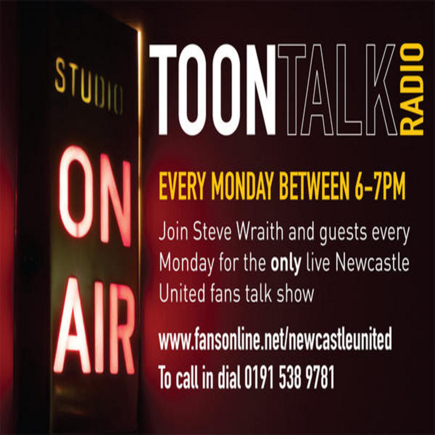 Toon Talk with Host Andrew Davis and guests, 15th Sep 2015