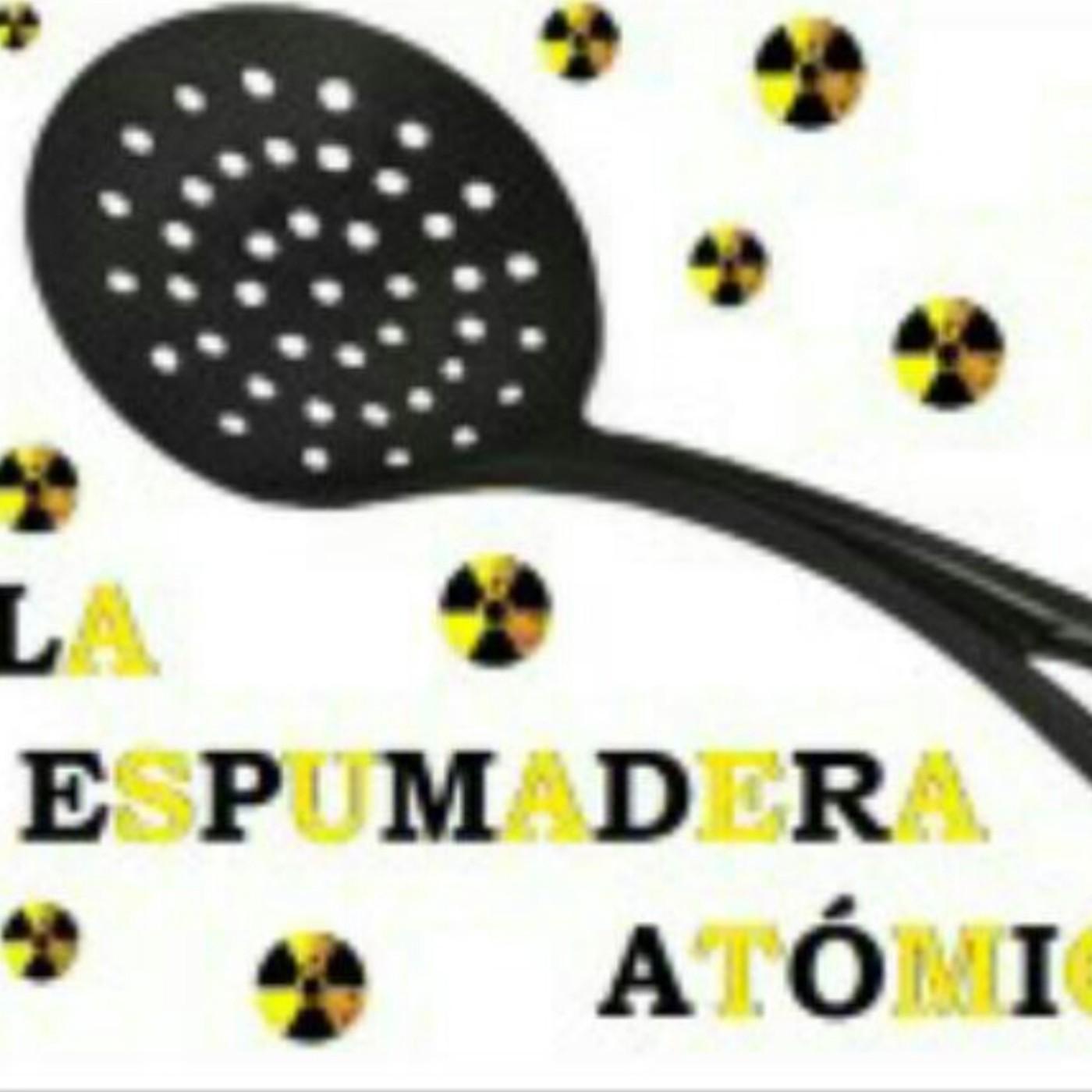 57- La Espumadera Atómica-- LAS CONSPIRACIONES- 'MÁS DE MISTERIO' EL BLOG