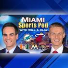 Miami Sports Pod - (Training camp) football is back!
