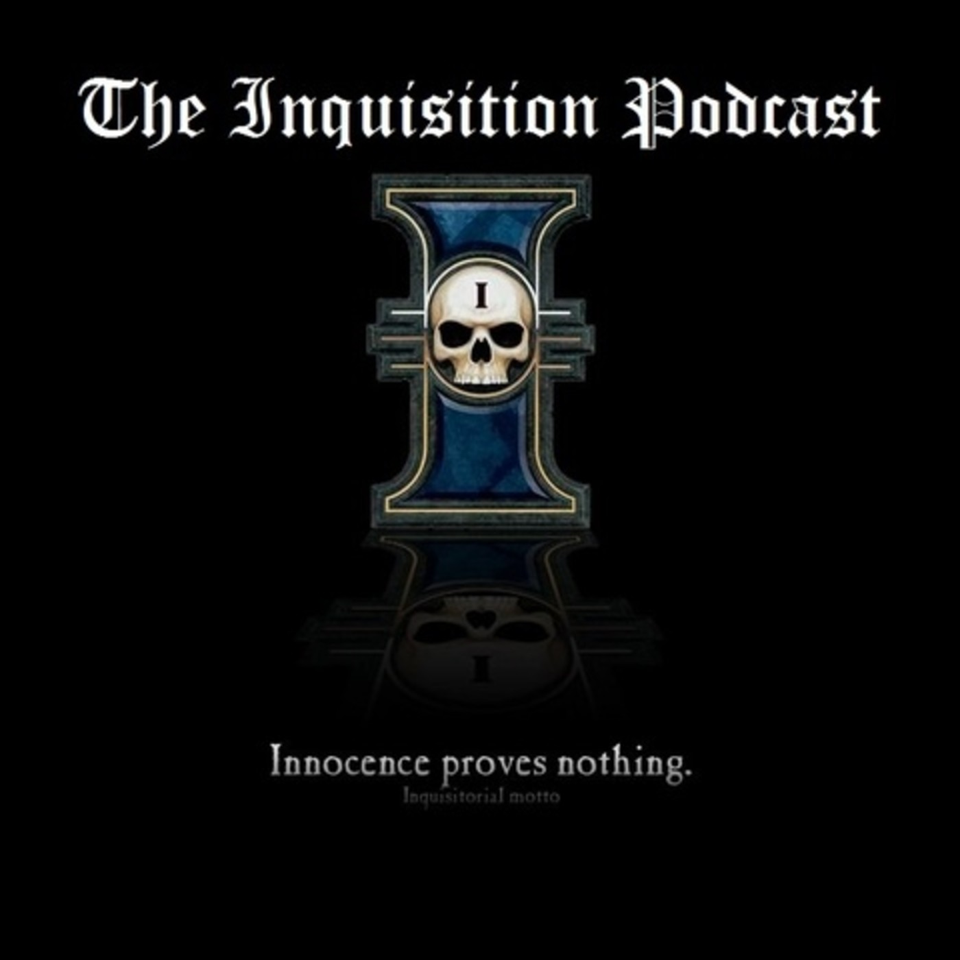 The Inquisition Podcast - In the Land of the (Nottingham) Shire