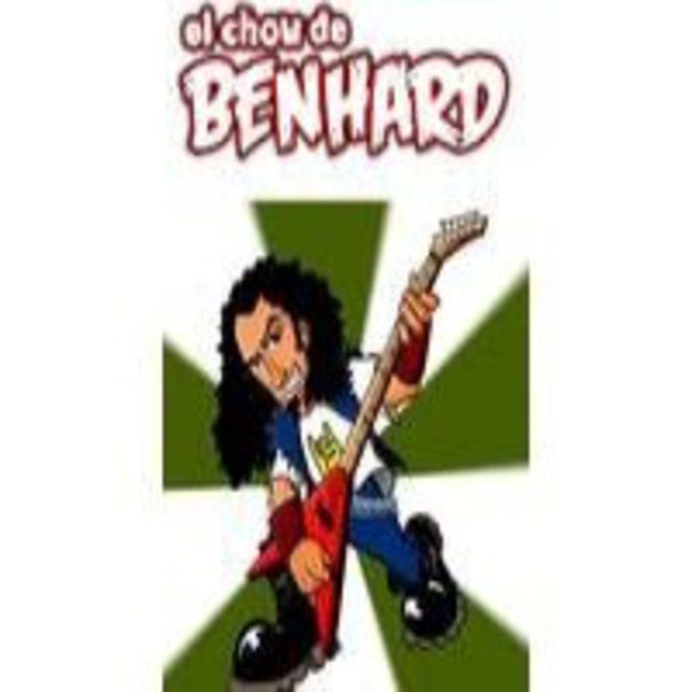 Cap. 18 - BENHARD y Metalibur
