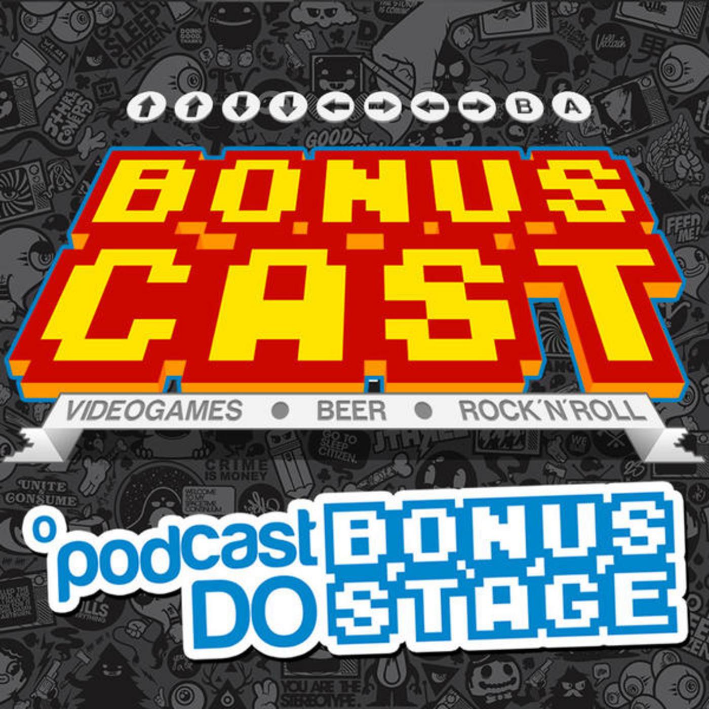 BonusCast #100: Aquele que gravamos em live!