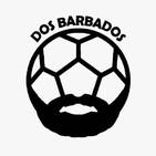 Dos barbados hablando de fútbol