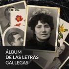 Álbum de letras gallegas- Álbum das letras galegas