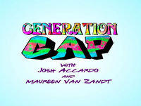 GenGap with Josh Accardo & Maureen Van Zandt - Man gets gored by bull Role Reversal, Fad or Trend women Marry Dum...