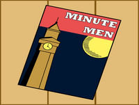 The Minutemen EP44: Batman And Catwoman Wedding