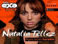 Natalia Téllez en ExaFm
