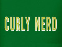 "The Curly Nerd Podcast: Episode 119 - ""Afternoon Toons"""