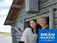 Med Henrik Niva och Jenny Hjorth-Rova